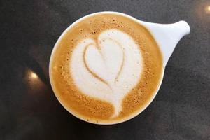 Move over, dairy. Oats milk is here to make your daily coffee pretty