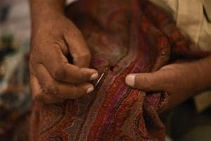 Photos: Rafogoors from UP shed light on the seamless art of darning