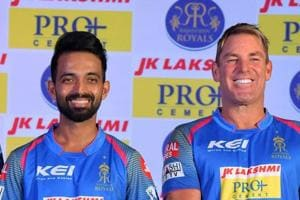 Ajinkya Rahane's calm personality and Shane Warne's aggression is the perfect recipe for Rajasthan Royals in the Indian Premier League 2018, believes KGowtham.
