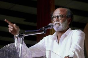Rajinikanth says life a struggle for TN people as Cauvery protests...