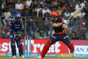 Get full cricket score of the IPL 2018 match between Mumbai Indians (MI) and Delhi Daredevils (DD) here. Jason Roy's magnificent 91* helped Delhi Daredevils win by seven wickets against Mumbai Indians.