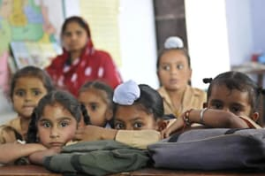 More than half of them teach upper primary classes in government and government-aided schools.