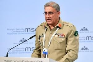 Peace with India possible only through dialogue, says Pak army chief