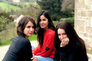 Katrina Kaif introduces us to yet another one of her six sisters. Come...