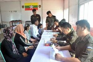 First Rohingya family repatriated to Myanmar: Govt