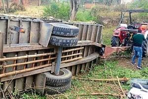 10 people killed in accident in Gujarat's Kutch