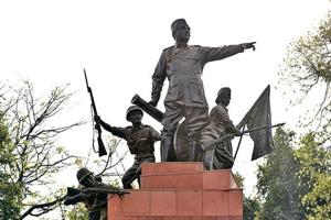 Netaji Subhash Park in Old Delhi outlives names, statues