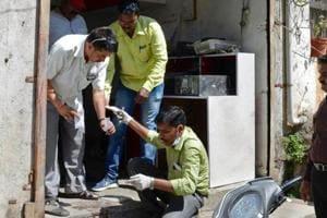 Ahmednagar blast: Mumbai laboratory confirm use of ammonium nitrate in...