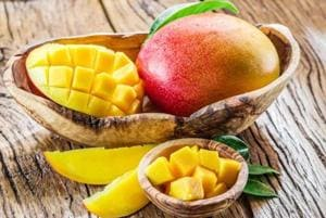 Go ahead and relish mangoes this summer but don't overindulge, warn...