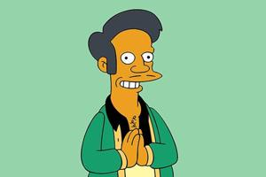 The Simpsons showrunner responds to criticism that the show is racist...