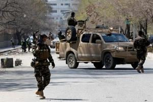 Insurgents kill 11 at checkpoint in Afghanistan