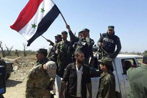 Syrian army declares full control of Eastern Ghouta rebel enclave
