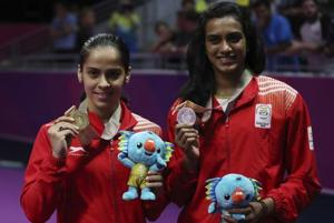 2018 Commonwealth Games: Saina Nehwal wins gold as India finish with...