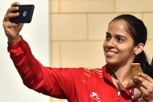 Saina Nehwal has become the first Indian badminton player to win two...