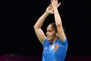 Saina Nehwal defeated PV Sindhu in the 2018 Commonwealth Games to...