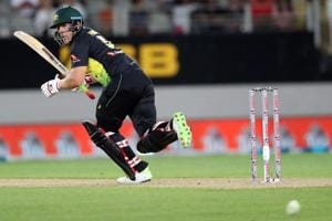 Aaron Finch puts up his hand be Australia's next limited-overs captain