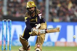 IPL 2018: Kolkata Knight Riders skipper Dinesh Karthik defends batting...