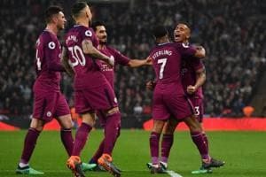 Manchester City on verge of title, Salah on target for Liverpool