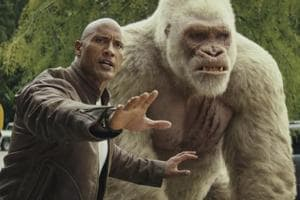 Rampage is now Rotten Tomatoes' top rated video game film, here's a...