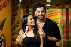 Singer Neha Kakkar and actor Himansh Kohli say that they 'adore each other' but there's nothing romantic between them.