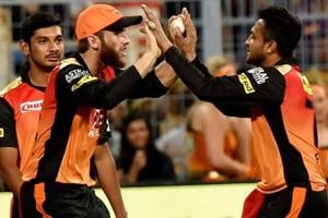 IPL 2018: Sunrisers Hyderabad beat Kolkata Knight Riders,...