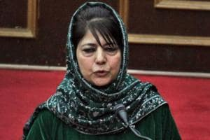 BJP ministers' resignations just to save Mehbooba Mufti govt, says...