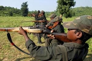 Red terror: New strategy puts a leash on Maoists