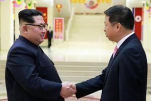 North Korea's Kim Jong Un meets high-ranking Chinese diplomat in...