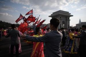 North Korea commemorates birth of its founder Kim II Sung