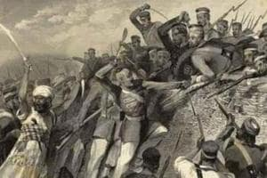 UK historian wants 1857 revolt soldier's skull to be buried at...
