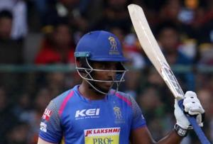 IPL 2018: Sanju Samson's blistering knock guides RR to...