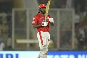 IPL 2018: Chris Gayle 63 trumps MS Dhoni's 79*, KXIP beat...