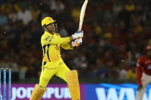 MSDhoni blasted 79* but Chennai Super Kings lost by four runs to Kings XIPunjab. Get highlights of the IPL 2018 clash between Kings XI Punjab (KXIP) and Chennai Super Kings (CSK) here.