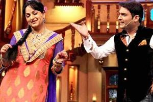 Upasana Singh, Bua of The Kapil Sharma Show, joins Sunil Grover