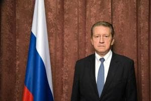 Russian envoy to India defends country's growing ties with Pakistan