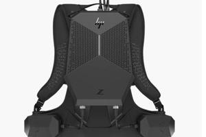 HP Z VR Backpack, the world's first professional wearable VR PC...