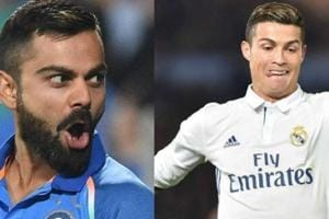 Virat Kohli is Cristiano Ronaldo of cricket - Dwayne Bravo