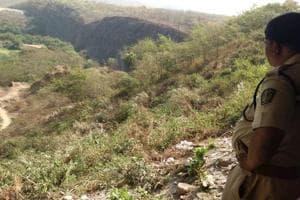 Miscreants cut trees, dump debris at Borivli national park in Mumbai;...
