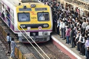 Mumbai suburban train delayed? Now, check its status on your mobile...