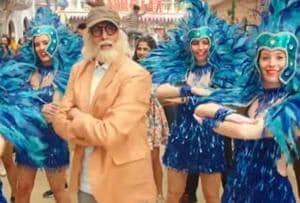Amitabh Bachchan's favourite word Badumbaa explained, via a 102 Not...