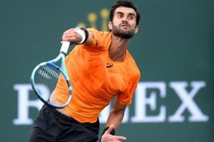 Indian tennis player Yuki Bhambri back in top 100 after more than 2...