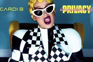 Invasion Of Privacy is most streamed album by a female artist on Apple...