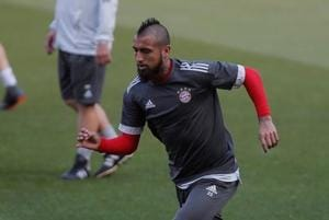 Bayern Munich manager Jupp Heynckes confirms surgery for Arturo Vidal