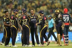 IPL 2018: Kolkata Knight Riders thrash Delhi Daredevils by 71 runs