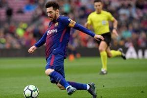 FC Barcelona closing in on La Liga title ahead of Celta Vigo trip