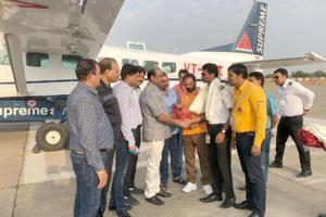 Airline files complaint against airport officer for demanding Rs 10...