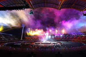 2018 Commonwealth Games boss sorry for dull closing ceremony