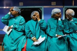 Photos: Lifeline Express brings healthcare and hope to remote Indian...