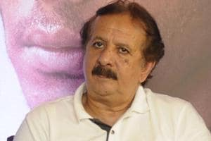 Iranian film director Majid Majidi during a press conference for his upcoming film