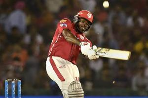 IPL 2018: Give the Universe Boss to the fans, says Kings XI Punjab's...